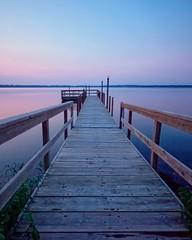 Long exposure smooth (Scott A. Rasmusson) Tags: radarrasmusson scottrphoto minnesota longexposure dock lake canonrebelt1i