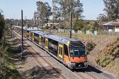 Be Free (deanoj305) Tags: sydney trains waratah series 2 b set b3