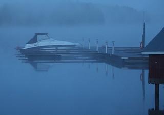 Mystery misty morning-