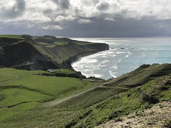 Hawke's Bay, New Zealand (Craigs Travels) Tags: hawkesbay pacific beach napier clifton kidnapperscape newzealand ocean