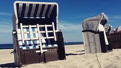#kühlungsborn #ostsee #balticsea #balticsea🌊 #strand #beach #mecklenburgvorpommern #strandkorb #beachchair