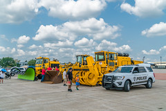 Airport Snow Removal Equipment (Charles G. Haacker) Tags: trucks trains planes automobiles tractors fireengines firefighters stearman airfield