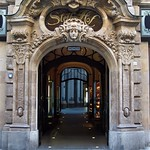 Passageway entrance, Leipzig thumbnail