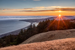 Sundown (Kirk Lougheed) Tags: california marincounty mounttam mounttamalpais mounttamalpaisstatepark mttam mttamalpais tamalpais usa unitedstates landscape outdoor