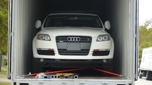 Camioneta Audi 2007