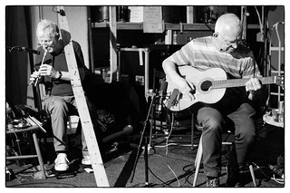 Alterations (without Terry Day, with Max Eastley) @ Cafe Oto, London, 23rd August 2018