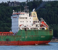 Whistler - IMO 9358371 (Jacques Trempe 3,38M hits - Merci-Thanks) Tags: sillery quebec canada ship navire fleuve rive stlaurent stlawrence transportation vraquier bulker whistler