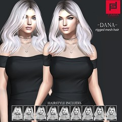 Dana (FABIA.HAIR) Tags: hair collaborative rigged moda woman beauty look piktures fabia meef nice head special second secondlife sweet event fashion hairstyle life lovely avatar sl spam style shopping new release best love everyday art