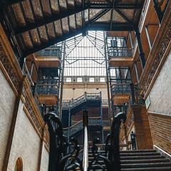 Bradbury Building (Raphael Paolo) Tags: tamron2875mm tamron2875mmf28diiiirxdlensforsonye sonya7iii bradbury losangeles
