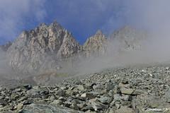 Le pas des Sagnettes (Lumières Alpines) Tags: didier bonfils goodson73 mont viso tour 3841 alpes italie rando alpinisme
