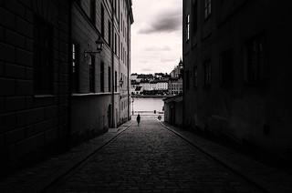 A walk in Stockholm