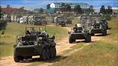 Dramatic Footage From Vostok-2018, Russia's Largest War Games Since The Soviet Union (smctweeter) Tags: 2018 east exercise involving300000 kicked military russia's the tuesday vostok
