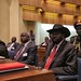 Signing of Revitilised  Peace Agreement for South Sudan