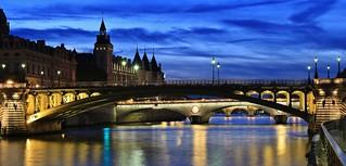 pont Notre-Dame & Conciergerie
