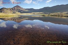 Ibon de Anayet (F de Toro) Tags: aragon atardeceres huesca lagos lakes landscape mountain paisajes pirineo reflejos spain sunset valledetena sallentdegállego altogállego españa montaña