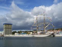 Briggen Tre Kronor af Stockholm besöker Norrtälje (tompa2) Tags: segelfartyg brigg norrtälje uppland