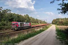 IRP 2101, Holten (cellique) Tags: irp 2101 goederentrein spoorwegen cargo holten treinen eisenbahn zuge railway train
