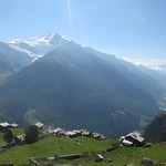 Jungu village, Swiss Alps thumbnail