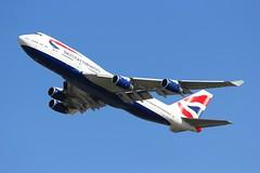 B747 G-CIVW London Heathrow 13.09.18 (jonf45 - 4 million views -Thank you) Tags: british airways boeing 747436 747 b747 jumbo london heathrow airport egll lhr airliner civil aircraft jet plane flight aviation gcivw