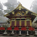 The Kamijinko  (Upper Sacred Storehouse) - Toshogu Shrine, Nikko, Japan