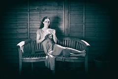 Portrait of Zsanett (Massimo Usai) Tags: 2018 face girl hungary london model photoshoot portrait zsanettpomázy mood style