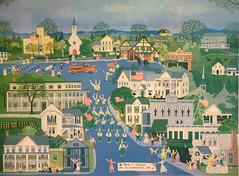 Chestertown Rustic (rochpaul5) Tags: adk adirondack folk art painting chestertown americana usa