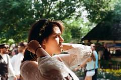 18140003 (gjuarez49) Tags: renaissance fair lomography 100 minolta x700 film musket cosplay summer portait