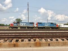 20180819_GT_IL_Madison_StateSt (gatewayrail) Tags: grandtrunk railroad railfan trains gt