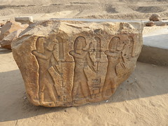 Figures in Relief, Tanis (Aidan McRae Thomson) Tags: tanis egypt archaeological site ruins ancient egyptian