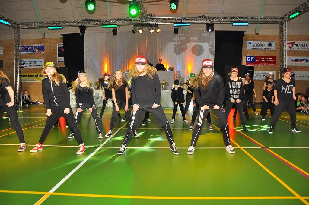 Afdansningsbal 2013 - Aabenraa og Tønder