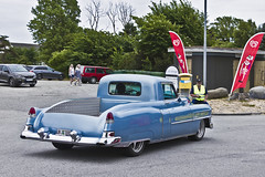 "Cadillac DeVille Series 62 ""flower car"" 1953 (7514) (Le Photiste) Tags: clay generalmotorscompanygmcadillacmotorcardivisiondetroitmichiganusa 1953 cadillacdevilleseries62pickuptheswedishway swedishseries cadillacdevilleseries62pickup simplyblue sweden custompickup swedishpickup smygehamnsweden oddvehicle oddtransport rarevehicle cc afeastformyeyes aphotographersview autofocus artisticimpressions alltypesoftransport anticando blinkagain beautifulcapture bestpeople'schoice bloodsweatandgear gearheads creativeimpuls cazadoresdeimágenes carscarscars canonflickraward digifotopro damncoolphotographers digitalcreations django'smaster friendsforever finegold fandevoitures fairplay greatphotographers peacetookovermyheart hairygitselite ineffable infinitexposure iqimagequality interesting inmyeyes livingwithmultiplesclerosisms lovelyflickr myfriendspictures mastersofcreativephotography niceasitgets photographers prophoto photographicworld planetearthtransport planetearthbackintheday photomix soe simplysuperb saariysqualitypictures slowride showcaseimages simplythebest thebestshot thepitstopshop themachines transportofallkinds theredgroup thelooklevel1red vividstriking wow wheelsanythingthatrolls yourbestoftoday simplybecause cadillacdevilleseries62flowercar"
