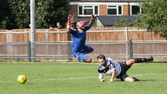 Molesey 0 Lewes 0 FAC 25 08 2018-466.jpg (jamesboyes) Tags: lewes molesey football soccer fussball calcio voetbal amateur facup tackle pitch canon 70d dslr