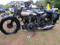 Brough Superior SS80 at the 60th Rally 2018 (BSMK1SV) Tags: brough superior 60th annual rally 2018 mk1 mkii ss80 1150 ss100 680