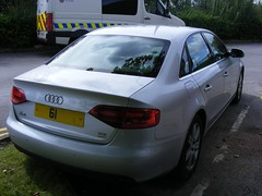 6132 - GMP - 61 Plate RPU - DSCF2213 (Call the Cops 999) Tags: uk gb united kingdom great britain england 999 112 emergency service services vehicle vehicles 101 police policing constabulary law and order enforcement gmp rpu greater manchester road unit audi