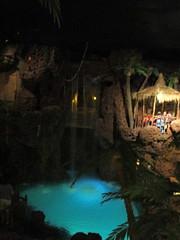Waterfall (BunnyHugger) Tags: casabonita colorado denver mexican restaurant waterfall