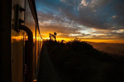 Kalka-Shimla train