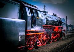 Terug naar toen 1 (*Tjacko*) Tags: terugnaartoen vsm locomotief stoomtrein treinen