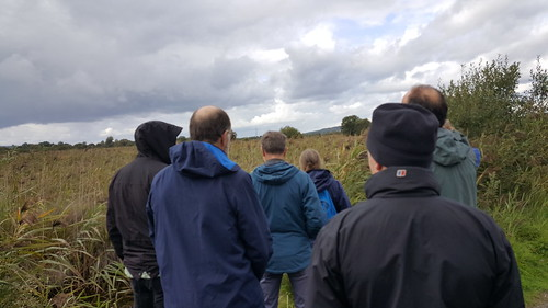 IRWC visits Pollardstown Fen, Sep 2018