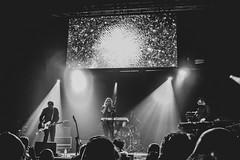 Jane Weaver @  Manchester Ritz 30.11.17 (eskayfoto) Tags: panasonic lumix lx3 gig music concert live band stage tour manchester lightroom manchesterritz ritz theritz janeweaver jane weaver monochrome mono bw blackandwhite p1640812editlr p1640812