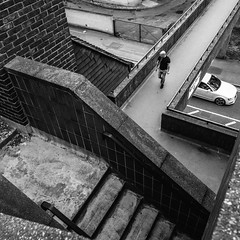 Stairs and Bridges (jameslf) Tags: berkshire castle cloudy historic river summer thames town windsor