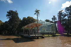 Tigre, Buenos Aires, Argentina (mattk1979) Tags: tigre argentina boat water rural country trees forest nature sun outdoors sky brown river delta tourist attraction buenosaires lujan waterway paraná