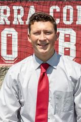 Jake Knapp (Sierra College Athletics) Tags: 180817 2018 contactracheljohnson fallsemester football mediaday men photographerdarylstinchfield rocklin sierracollegeathletics