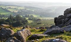 On Sheeps Tor towards evening - NK2_4369 (Jean Fry) Tags: dartmoor dartmoornationalpark devon englanduk nationalparks sheepstor sheepstorarea uk westcountry sheepstorvillage tors rocks endofday