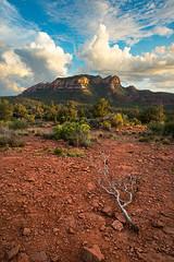Sedona (David Colombo Photography) Tags: sedona arizona clouds sunset rocks mountain desert landscape davidcolombo davidcolombophotography nikon d800