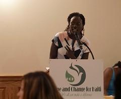 HOPE AND CHANGE FOR HAITI (Fotoman364) Tags: fundraiser gala haiti aaronregunberg davidcicilline marciaranglinvassell marciaforri women davidsalvatore speakers speaches hchgala2018 hopeandchangegala2018 efcgala2018