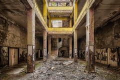 Peredition (Photonirik) Tags: urbex decay urban exploration oblivion abandoned abandonné oubli forgotten ue dust