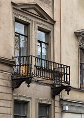 Watch Your Step ... (AnyMotion) Tags: balcony balkon facade fassade windows fenster architecture architektur decay zerfall 2018 anymotion travel reisen saintpetersburg sanktpetersburg санктпетербу́рг russia russland 6d canoneos6d