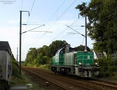 BB 60001 HLP (ChristopherSNCF56) Tags: hlp locomotive bb60000 bb60001 fret sncf gestel train