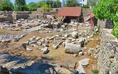 Mausoleum at Halicarnassus, Bodrum Turkey 2018 (D.T.Morris) Tags: bodrum turkey 2018 david morris dtmphotography mausoleum halicarnassus