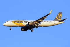 A321.OY-PAE (Airliners) Tags: primera primeraair primeraairscandinavia 321 a321 a321neo airbus airbus321 airbusa321 airbusa321neo iad oypae 9318